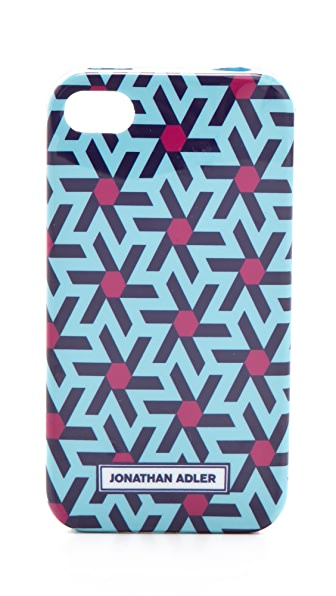 Jonathan Adler Pinwheel iPhone 4 Cover