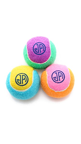 Jonathan Adler Doggie Tennis Ball Set