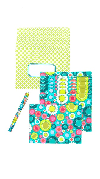 Jonathan Adler Pen & Notecard Set