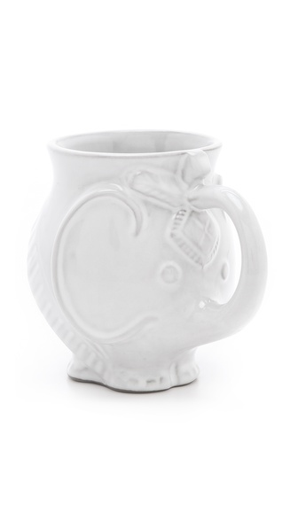 Jonathan Adler Utopia Elephant Mug