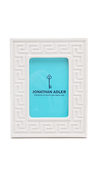 Jonathan Adler Greek Key Frame