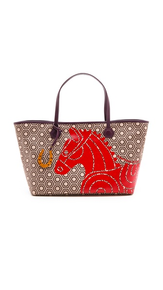 Jonathan Adler Icon Duchess Medium E/W Tote
