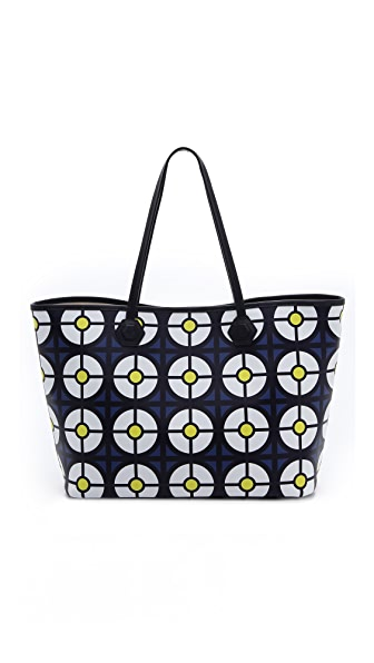 Jonathan Adler Iron Gates Duchess Medium E/W Tote