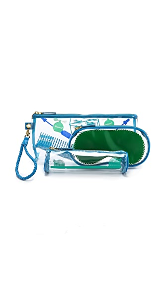 Jonathan Adler Travel Cases