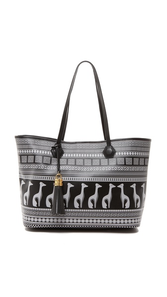 Jonathan Adler Icon Medium E / W Tote