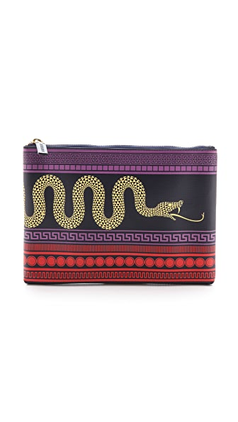 Jonathan Adler Animal Duchess Medium Pouch