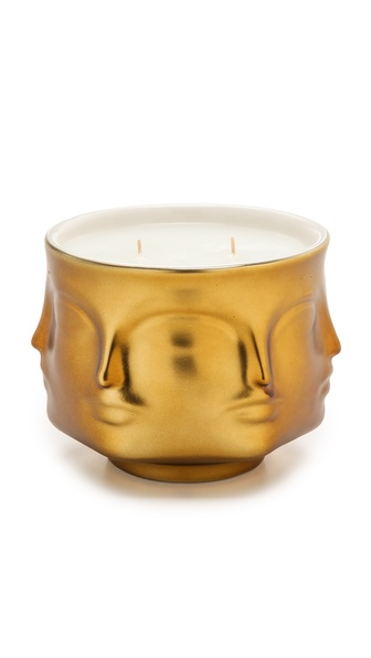 Jonathan Adler Muse D'Or Candle - Gold