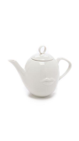 Jonathan Adler Muse Glazed Teapot