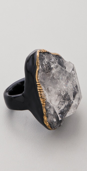 Adina Mills Design Elestial Quartz Ring