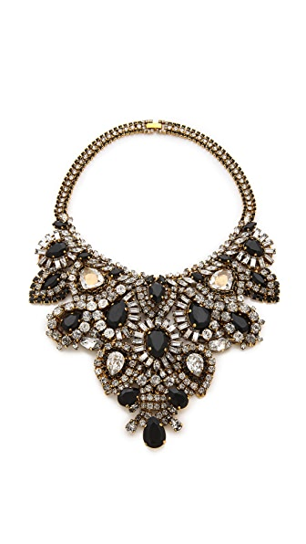 AERIN Erickson Beamon Statement Bib Necklace