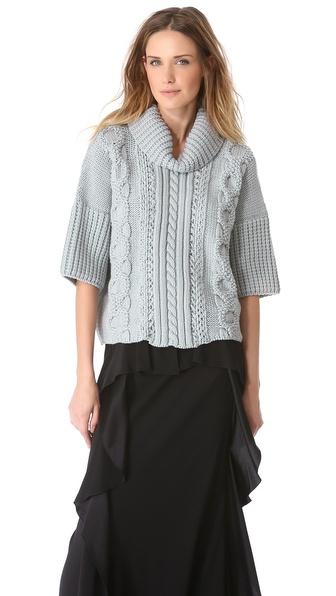 Alberta Ferretti Collection Wool Sweater