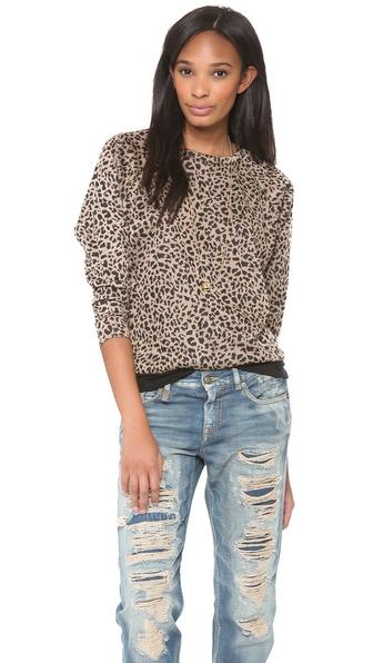 A Fine Line Mona Leopard Sweater