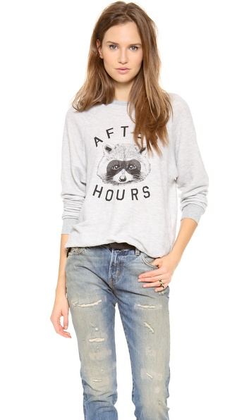 A Fine Line After Hours Sweatshirt