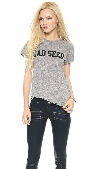 A Fine Line Bad Seed Tee