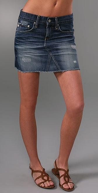 AG Box Skirt