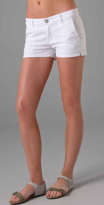 AG Adriano Goldschmied Pixie Twill Shorts