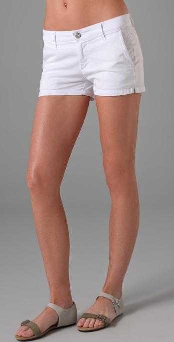 AG Adriano Goldschmied Pixie Twill Shorts