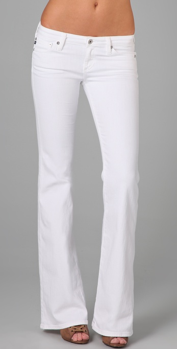 AG Adriano Goldschmied Belle Flare Jeans
