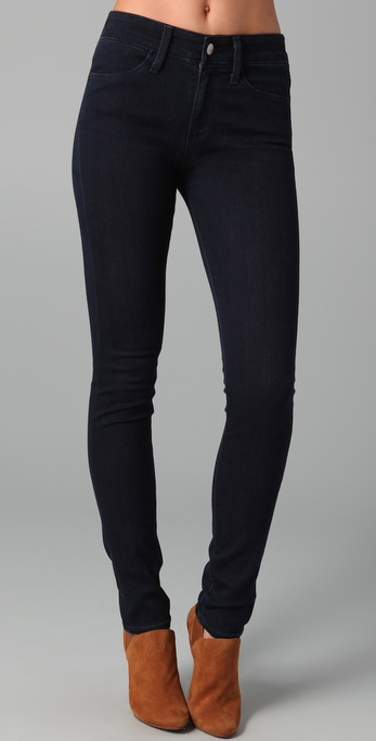 AG Adriano Goldschmied High Rise Skinny Jeans