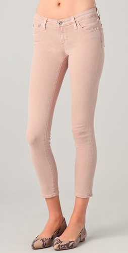 AG Adriano Goldschmied Super Skinny Ankle Leggings
