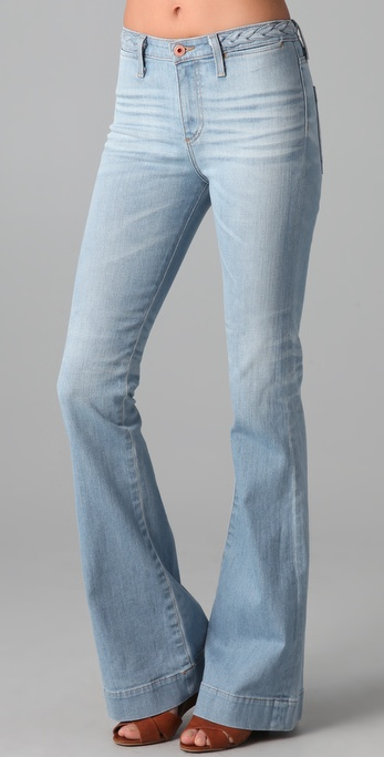 AG Adriano Goldschmied Lula Flare Jeans