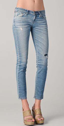 AG Adriano Goldschmied Stilt Cigarette Jeans