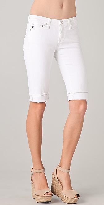 AG Malibu Denim Shorts