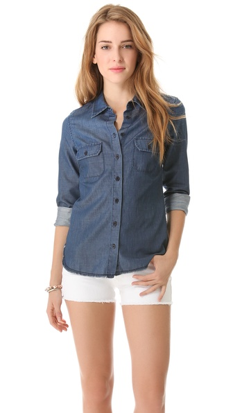 AG Adriano Goldschmied Dakota Denim Shirt