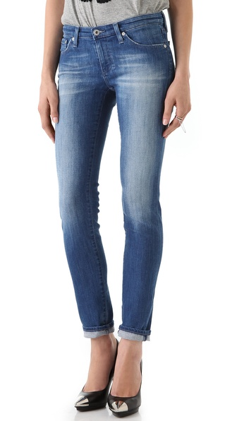 AG Adriano Goldschmied Stilt Cigarette Leg Jeans