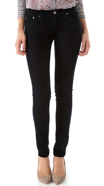 AG Adriano Goldschmied Super Skinny Corduroy Leggings