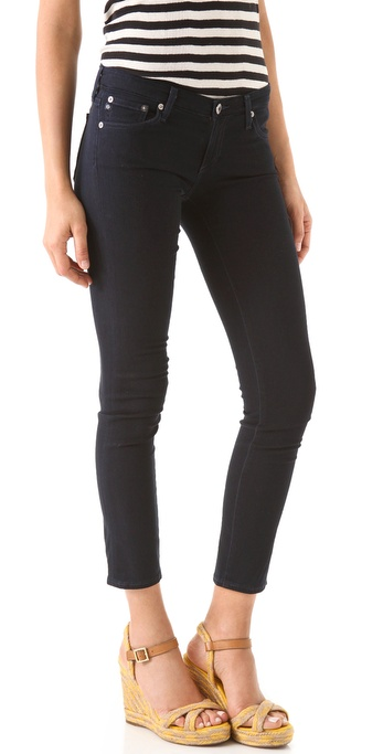 AG Adriano Goldschmied Super Skinny Ankle Legging Jeans