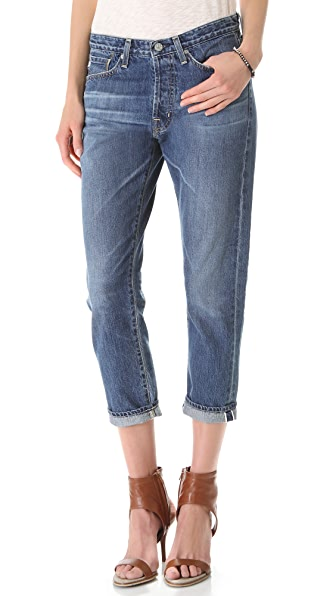 AG Adriano Goldschmied Rambler Slouchy Tapered Jeans