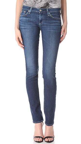 AG Aubrey Skinny Jeans