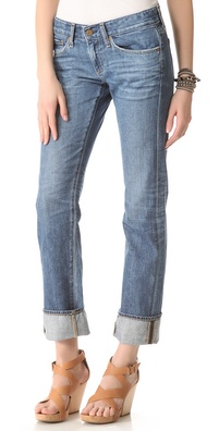 AG Adriano Goldschmied Tomboy Relaxed Fit Jeans
