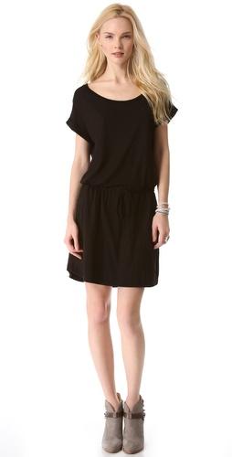 AG Adriano Goldschmied Short Sleeve Tee Dress