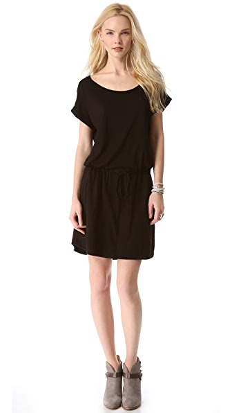 AG Adriano Goldschmied Short Sleeve Tee Dress
