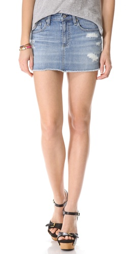 AG Adriano Goldschmied The Kate Miniskirt