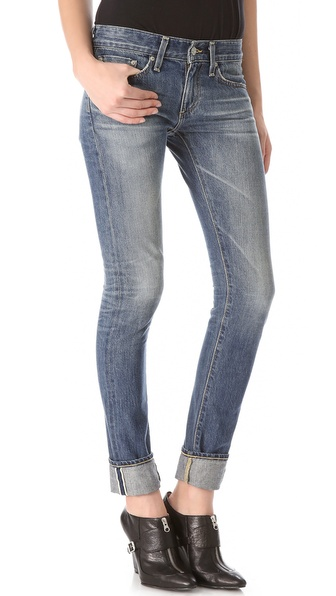AG Adriano Goldschmied Nikki Relaxed Skinny Jeans