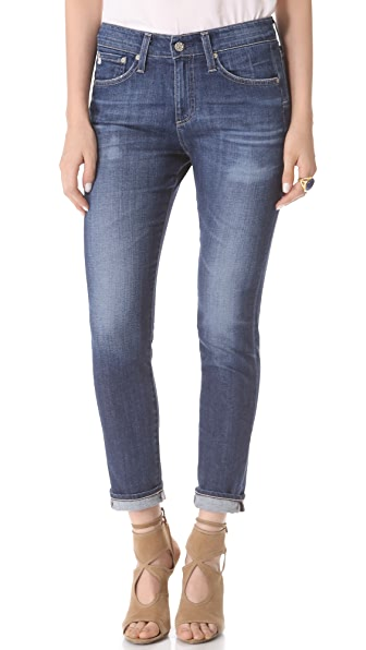 AG Adriano Goldschmied The Beau Slouchy Skinny Jeans