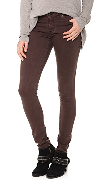 AG Adriano Goldschmied The Super Skinny Legging Jeans