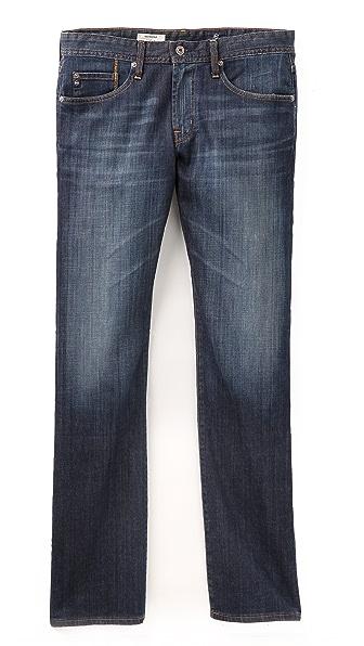 AG Adriano Goldschmied Protégé Straight Leg Jeans