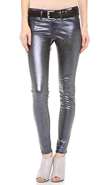 AG The Coated Absolute Legging Jeans