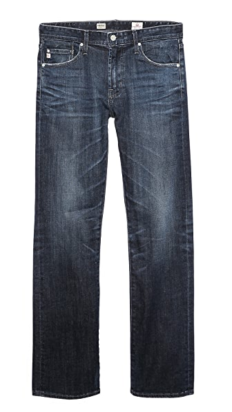 AG Adriano Goldschmied Protégé Straight Fit Jeans