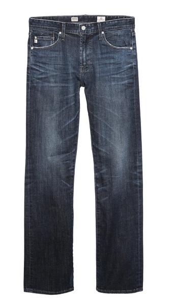 AG Adriano Goldschmied Protégé Straight Fit Jeans