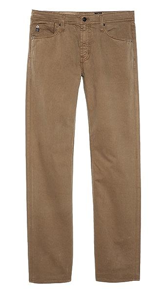 AG Protégé Straight Fit Jeans