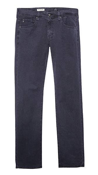 AG Matchbox Slim Straight Fit Jeans