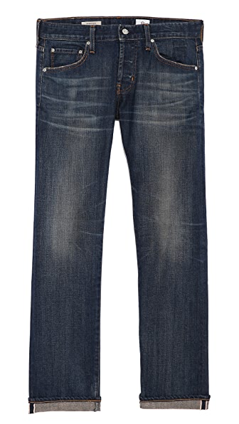 AG Matchbox Selvedge Jeans
