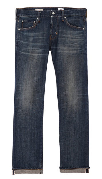 AG Adriano Goldschmied Matchbox Selvedge Jeans
