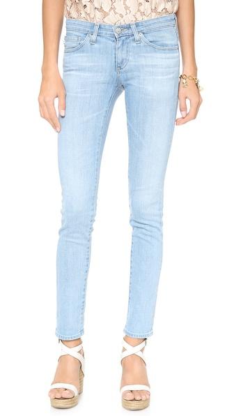 AG Adriano Goldschmied The Stilt Cigarette Leg Jeans