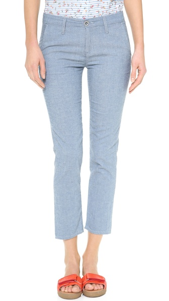 Ag Adriano Goldschmied The Tristan Tailored Trousers - Lively at Shopbop / East Dane